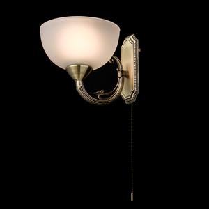 Nástěnná lampa Olympus Classic 1 Mosaz - 318020801 small 2