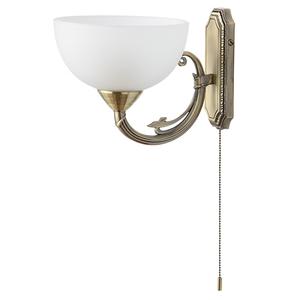 Nástěnná lampa Olympus Classic 1 Mosaz - 318020801 small 0