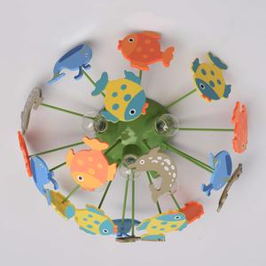 Závěsná lampa Smile Kinder 5 Green - 365014605 small 1