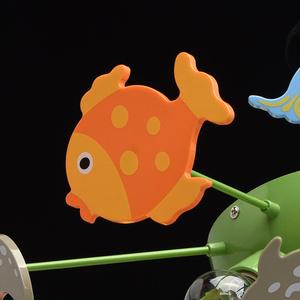 Závěsná lampa Smile Kinder 5 Green - 365014605 small 6