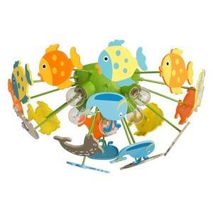 Závěsná lampa Smile Kinder 5 Green - 365014605 small 0