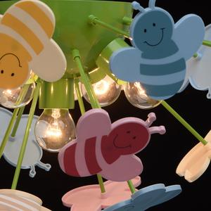 Závěsná lampa Smile Kinder 5 Green - 365015105 small 4