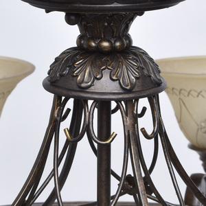 Závěsná lampa Magdalena Země 12 Hnědá - 382012812 small 10