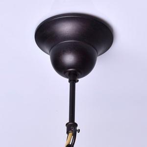 Závěsná lampa Magdalena Země 1 Hnědá - 382016401 small 6