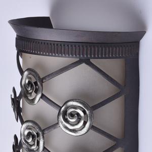 Nástěnná lampa Magdalena Země 1 Hnědá - 382026301 small 2