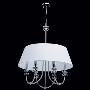 Závěsná lampa Palermo Elegance 6 Chrome - 386010206 small 1