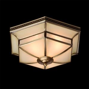 Závěsná lampa Marquis Country 3 Mosaz - 397010103 small 2