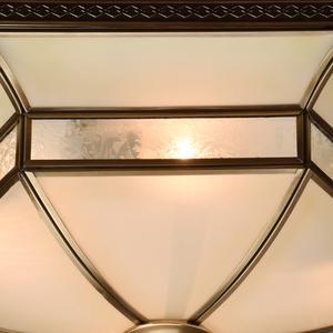 Závěsná lampa Marquis Country 3 Mosaz - 397010103 small 5