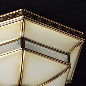 Závěsná lampa Marquis Country 3 Mosaz - 397010103 small 6