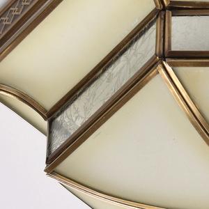 Závěsná lampa Marquis Country 3 Mosaz - 397010103 small 8