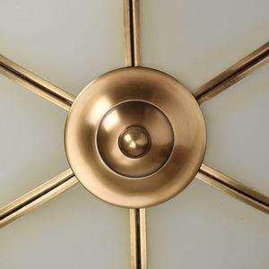 Závěsná lampa Marquis Country 3 Mosaz - 397010103 small 10