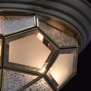 Závěsná lampa Marquis Country 3 Mosaz - 397010403 small 4