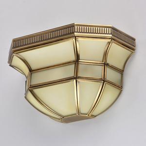 Nástěnná lampa Marquis Country 1 Mosaz - 397020301 small 3
