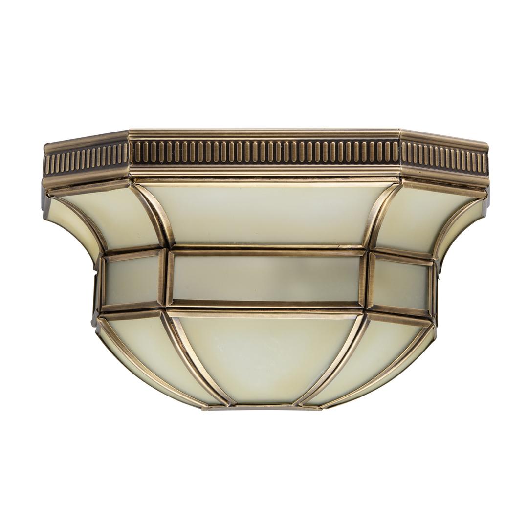 Nástěnná lampa Marquis Country 1 Mosaz - 397020301