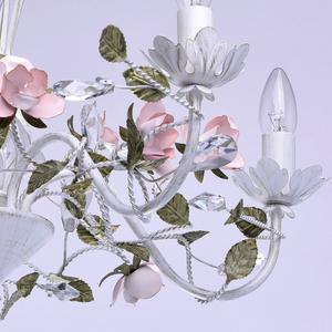 Lustr Provence Flora 5 bílý - 421011905 small 7