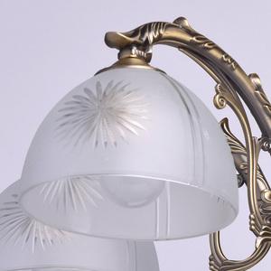Závěsná lampa Ariadna Classic 5 Mosaz - 450010905 small 3