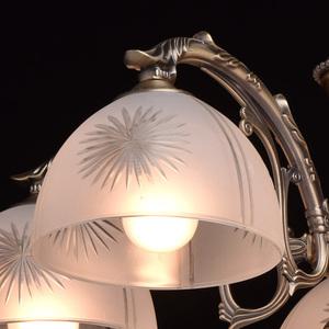 Závěsná lampa Ariadna Classic 5 Mosaz - 450010905 small 4
