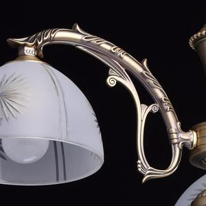 Závěsná lampa Ariadna Classic 5 Mosaz - 450010905 small 6