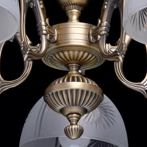 Závěsná lampa Ariadna Classic 5 Mosaz - 450010905 small 8