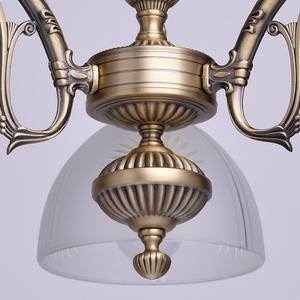 Ariadna Classic 3 mosazná stropní lampa - 450011503 small 9