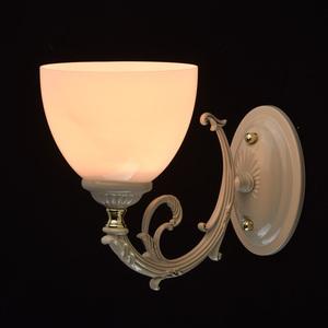 Nástěnná lampa Ariadna Classic 1 Béžová - 450022901 small 1