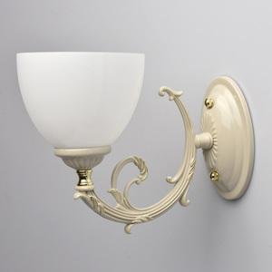 Nástěnná lampa Ariadna Classic 1 Béžová - 450022901 small 2