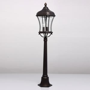 Zahradní lampa Chateau Street 3 Hnědá - 800040203 small 2