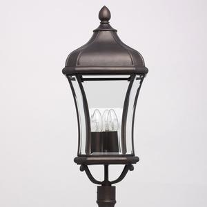 Zahradní lampa Chateau Street 3 Hnědá - 800040203 small 3