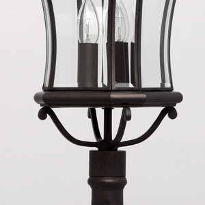 Zahradní lampa Chateau Street 3 Hnědá - 800040203 small 5