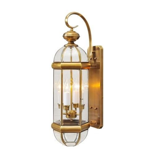 Venkovní nástěnné svítidlo Corso Street 4 Mosaz - 802020504