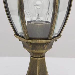 Zahradní lampa Fabur Street 1 Černá - 804040301 small 4