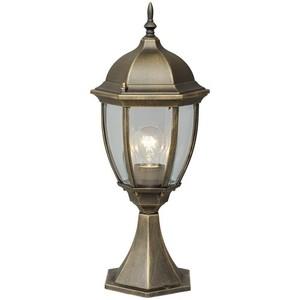 Zahradní lampa Fabur Street 1 Černá - 804040301 small 0