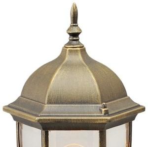 Zahradní lampa Fabur Street 1 Černá - 804040501 small 2