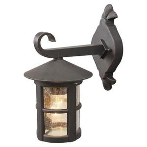 Venkovní nástěnná lampa Glasgow Street 1 Černá - 806020101 small 0