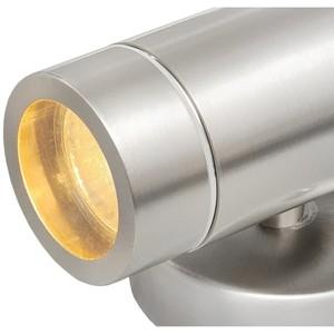 Venkovní nástěnná lampa Mercury Street 2 Chrome - 807020501 small 1