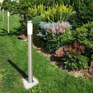 Zahradní lampa Pluto Street 1 Chrome - 809040301 small 3