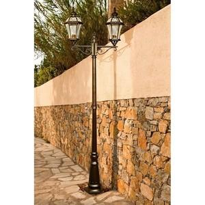 Zahradní lampa Sandra Street 2 Černá - 811040602 small 1
