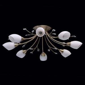 Savona Megapolis 8 stropní svítidlo mosaz - 356015308 small 2