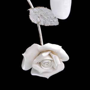 Závěsná lampa Verona Flora 4 bílá - 242014704 small 13