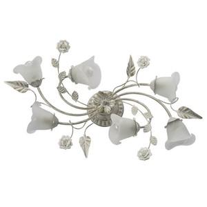 Strop s květinovým motivem Verona Flora 6 White - 242014806 small 0