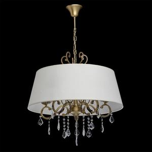 Závěsná lampa Sofia Elegance 5 Mosaz - 355011905 small 1