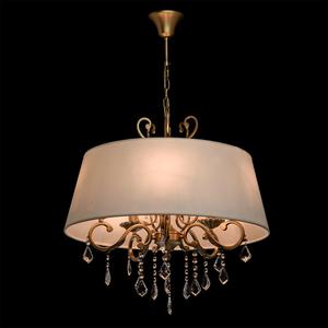 Závěsná lampa Sofia Elegance 5 Mosaz - 355011905 small 2