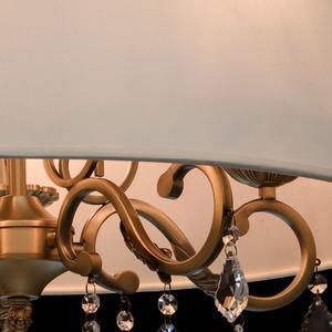 Závěsná lampa Sofia Elegance 5 Mosaz - 355011905 small 5