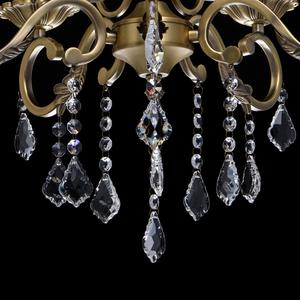 Závěsná lampa Sofia Elegance 5 Mosaz - 355011905 small 10