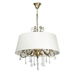 Závěsná lampa Sofia Elegance 5 Mosaz - 355011905 small 0