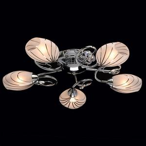 Stropní lampa Sabrina Megapolis 5 Chrome - 267011705 small 2