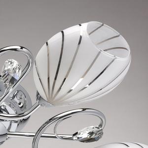 Stropní lampa Sabrina Megapolis 5 Chrome - 267011705 small 6