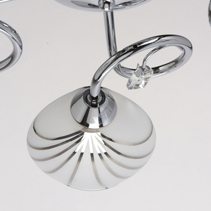 Stropní lampa Sabrina Megapolis 5 Chrome - 267011705 small 8