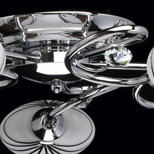 Stropní lampa Sabrina Megapolis 5 Chrome - 267011705 small 10