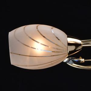 6 zlatých stropních svítidel Sabrina Megapolis - 267012106 small 2